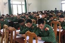 Đắk Lắk Tư vấn, giới thiệu việc làm cho gần 3 000 quân nhân xuất ngũ