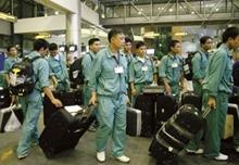 2 985 lao động Việt Nam đi làm việc ở nước ngoài trong tháng 2 năm 2021