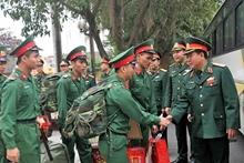 Hoàn thành nghĩa vụ quân sự sẽ được miễn phí khi học nghề