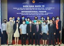 Diễn đàn quốc tế về tương lai việc làm Tái định hình kỹ năng cho thanh niên trẻ hậu đại dịch