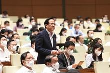 Bộ trưởng Đào Ngọc Dung báo cáo kết quả 15 ngày triển khai gói 26 000 tỷ